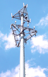 Wireless towers deliver 3G and 4G broadband for mobile and fixed applications...